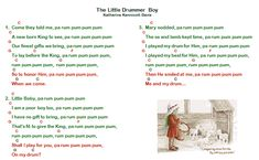 peace on earth little drummer boy sheet music pdf