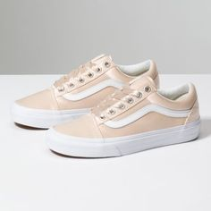 2eb5ae6b86f90 The Satin Lux Old Skool, the Vans classic skate shoe and first to bare the