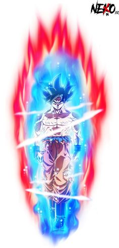 Chibi Ultra Instinct Goku | Goku | Pinterest | Goku, Chibi ...