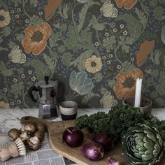 Midbec Apelviken Anemone 33003 Midbec Apelviken Anemone 33003 i gruppen Tapet / Tapet / Alla Tapeter hos Stuvbutiken The post Midbec Apelviken Anemone 33003 appeared first on Sovrum Diy. Easy Up, Laundry Craft Rooms, Design Repeats, Easter Nails, Repeating Patterns, Living Room Interior, Flourish, Color Show, Living Room