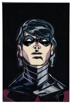 Nightwing by Trevor McCarthy