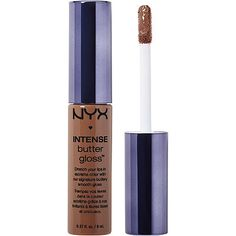 Nyx Cosmetics Intense Butter Gloss -cinnamon roll