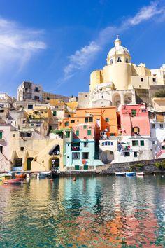 Procida, Italy  - TownandCountryMag.com