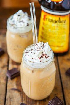 How to Creamy Boozy Iced Coffee