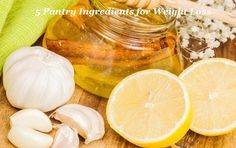 5 Pantry Ingredients for Weight Loss - https://shrinktheplanet-weightloss.com/weightloss-diets/2016/05/5-pantry-ingredients-for-weight-loss/