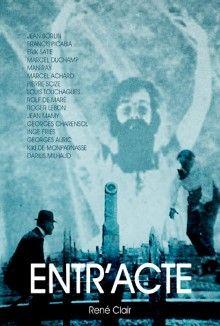 15. Entr'Acte (1924), dir. René Clair.