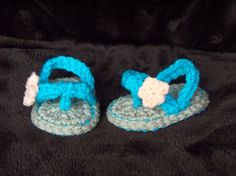 Hey, I found this really awesome Etsy listing at https://www.etsy.com/listing/125317532/crochet-baby-sandals