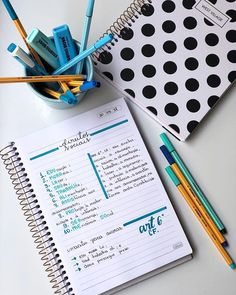 Bullet Journal Notes, Bullet Journal School, Cute Notes, Pretty Notes, Study Inspiration, Bullet Journal Inspiration, Study Schedule, Study Methods, School Notebooks