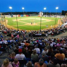 Sioux Falls Canaries play May through September at the Sioux Falls Stadium | Visit Sioux Falls