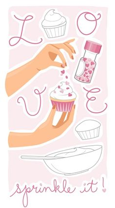 Diabetes Information Diet Plans - - Diabetes Recipes Pizza - Tasty Diabetes Meals Cupcake Art, Cupcake Cakes, Baby Cakes, Cute Cupcakes, Baking Cupcakes, Bakery Quotes, Information Diet, Donuts, Thoughts