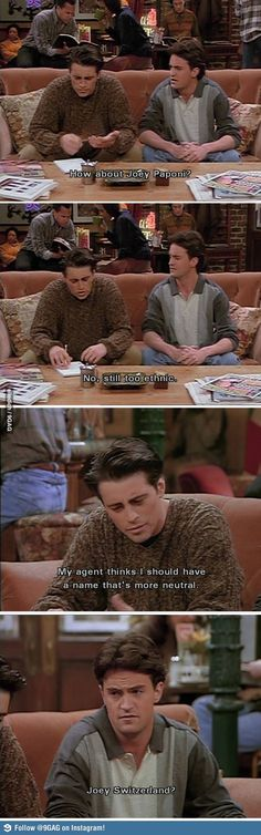 Why I love Chandler