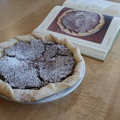 """Hoosier Mama - Dove's Mexican Chocolate Chess Pie"" from Paula Haney on Morsel"