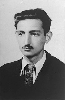 Marek Edelman, born 1919 or 1922, died October 2, 2009 in Warsaw. Before his death he was the last surviving leader of the Warsaw Ghetto Uprising.