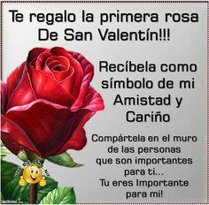 San Valentin.