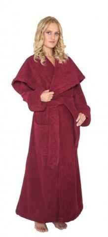 You will find some of the best gift ideas for mom on this page. This beautiful terry cotton bathrobe pictured here is one fine example of the...