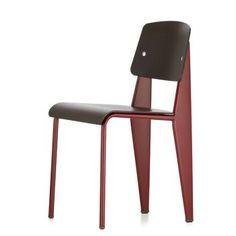 vitra. standard sp chair. jean prouvé.