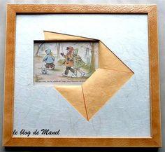 Mes encadrements / enveloppe rectangulaire