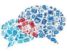 social media balonnen