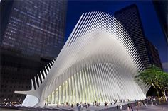 World Trade Center  Memorial and Transit Hub