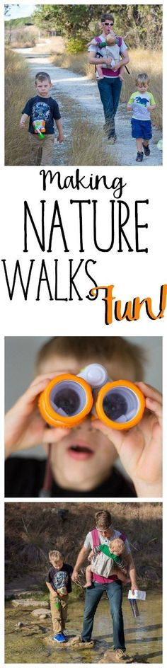 3 Tips for Fun Natur
