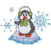frozen penaguin