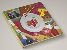 "libro de recetas ""festival gastronomico"" Coasters, Cover, Recipe Books, Illustrations, Slipcovers, Blankets"