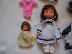 Pedigree vintage Matilda doll and baby Matilda doll including clothes | eBay