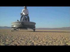 La moto des Jedi va envahir nos routes  Du rêve à la réalité. Des ingénieurs californiens développent une moto aérienne inspirée de la Spider, vue dans Star Wars.