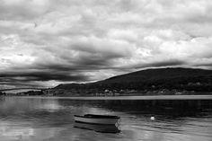 Boat Boat, Mountains, Nature, Travel, Dinghy, Naturaleza, Viajes, Boats, Destinations
