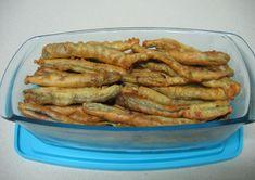 Receitas práticas de culinária: Peixinhos da Horta