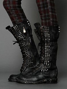 Free People Clothing Boutique > Studded Seattle Love Boot
