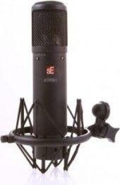 sE Electronics sE2200a II - microphone polar patterns http://ehomerecordingstudio.com/types-of-microphones/