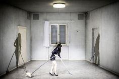 Fegefeuer in Ingolstadt Susanne Kennedy Münchner Kammerspiele © Julian Röder