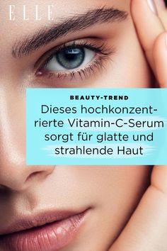 Strahlend schöne Haut: Dieses Serum mit 10 % Vitamin C sorgt für ein straffes und junges Hautbild #haut #skin #hautpflege #serum #faltenentferner #vitaminc #gesicht #facial #skincare #kosmetik #ellegermany