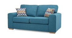 Pizzazz 2 Seater Sofa  Revive | DFS