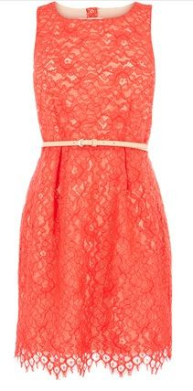 Lily Lace Dress - Possible Bridal Shower Dress