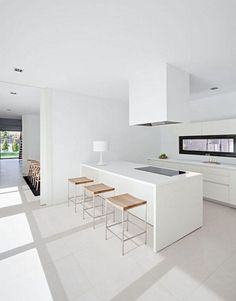 Outstanding 20+ Elegant and Modern Home Kitchen Design Ideas 2018 https://bosidolot.com/2018/02/02/20-elegant-and-modern-home-kitchen-design-ideas-2018/