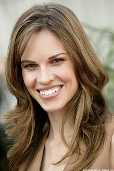 Hilary Swank another one of my all time favorites!