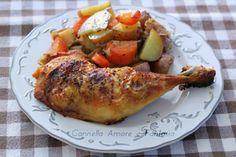 Pollo per tutti i gusti #matteincucina Pollo marinato alla greca