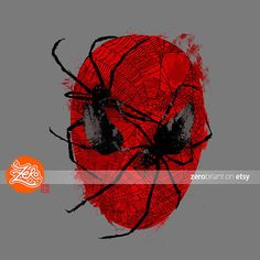 Womens: Crawly Eyes / Geeky Tee / Spidey Tee / by zerobriant