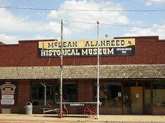 McLean Alanreed Historical Museum in McLean, Texas | by JuneNY
