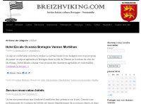 Hotels en Bretagne et Normandie avec Breizhviking.com