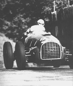 1949 swiss gp - alberto ascari (ferrari 125) 1st 2 | da Cor Draijer