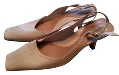 Nine West Tan Pumps. Get the must-have pumps of this season! These Nine West Tan Pumps are a top 10 member favorite on Tradesy. Save on yours before they're sold out!