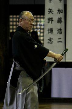 las artes marciales japonesas deben ser las mas bellas, q cantidad de detalles
