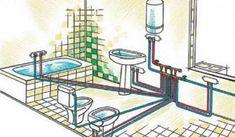 Разводка водопровода в квартире: типовые схемы и нюансы проектрирования | Порядочный Сантехник Home Projects, Kids Rugs, Home Decor, Decoration Home, Kid Friendly Rugs, Room Decor, Home Interior Design, House Projects, Home Decoration