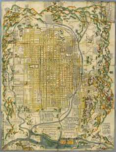Kioto pictórica — Visor — Biblioteca Digital Mundial