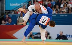 Ben Quilter wins Bronze JUDO - MEN'S 60KG