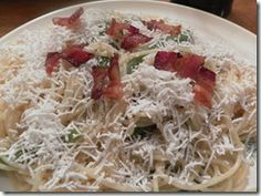 browned butter & mizithra pasta