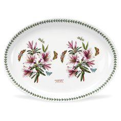 Portmeirion Botanical Garden Turkey Platter - 521575